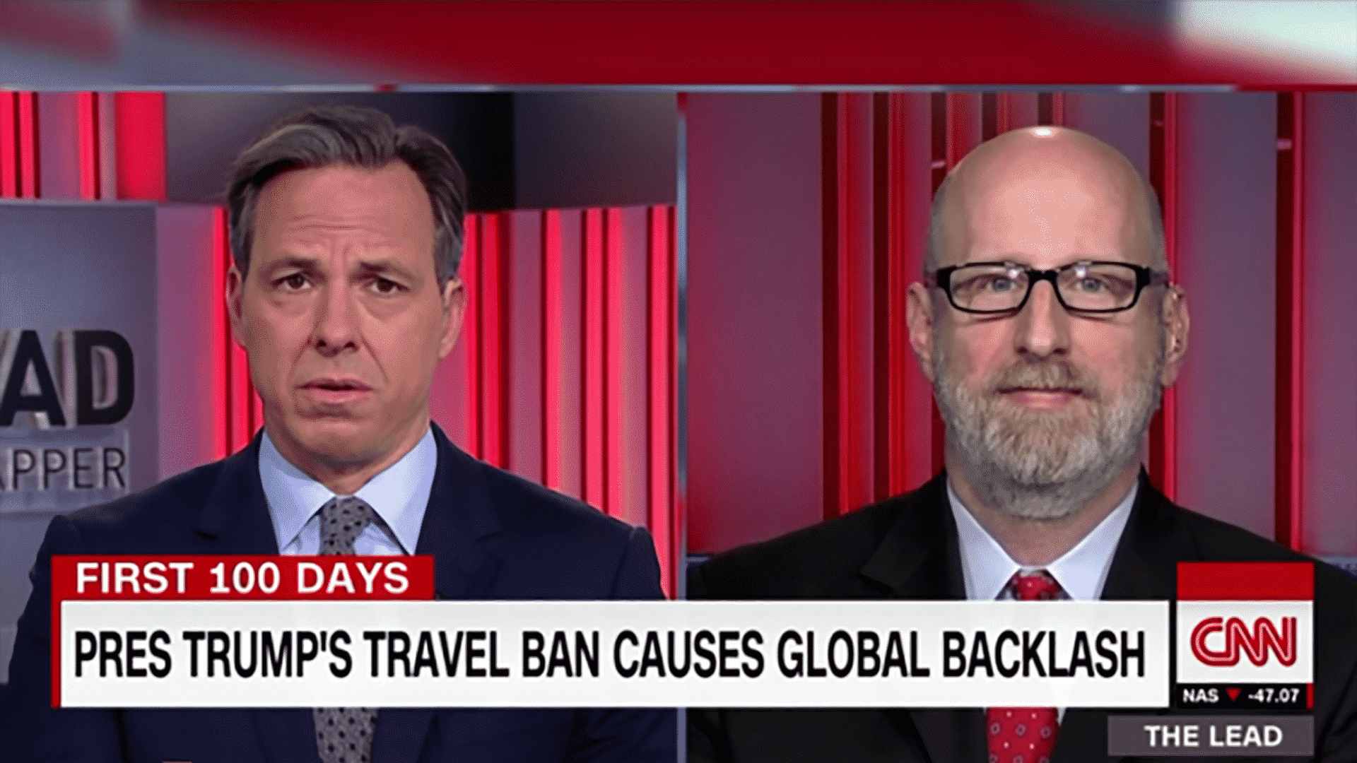 David French on CNN
