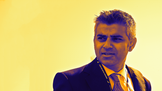 mayor of london sadiq khan versus far-right extremism