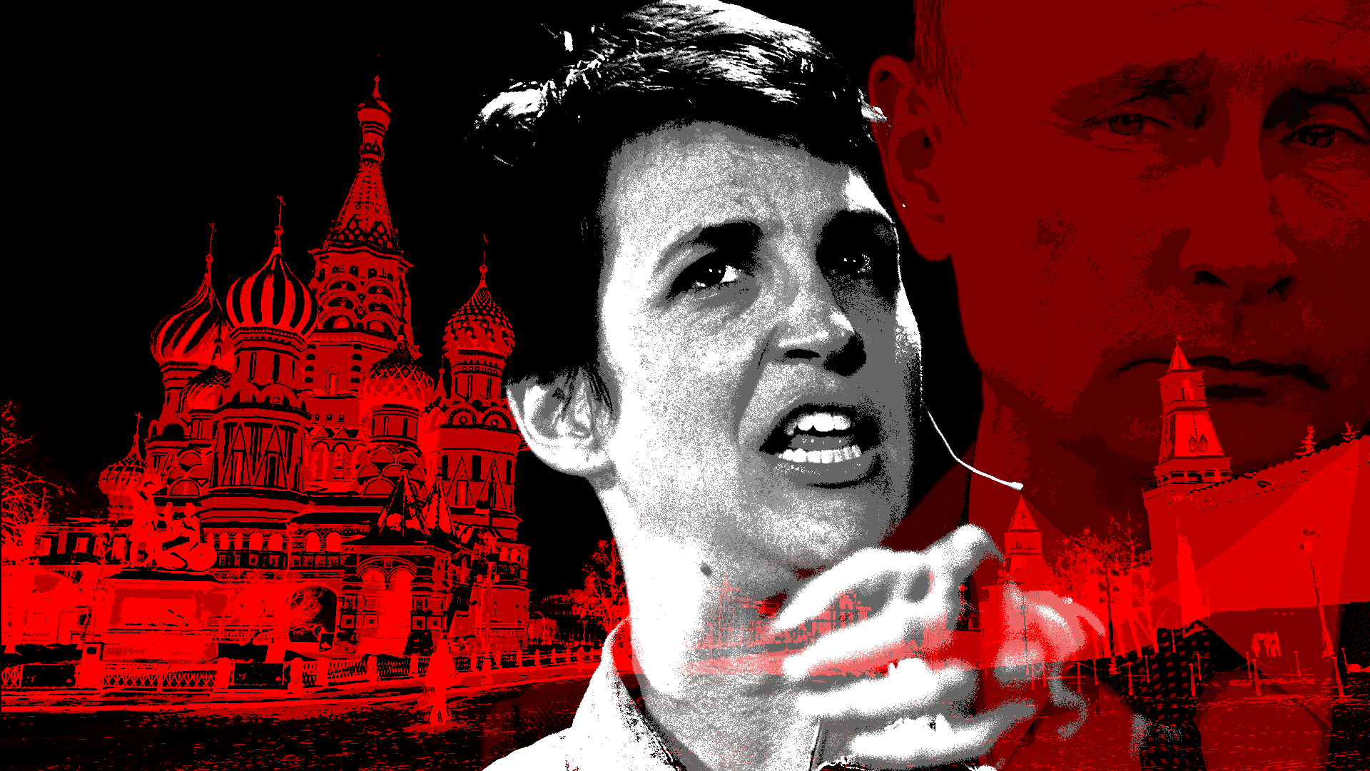 "OAN Slams MSNBC's Rachel Maddow Over ""Russian Propaanda"" Lie"