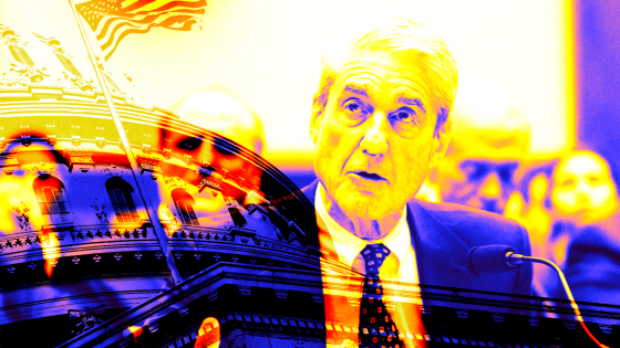 Robert Mueller testifies before Congress about the Mueller Report