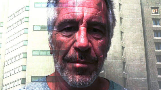 Jeffrey Epstein's Death Stinks.