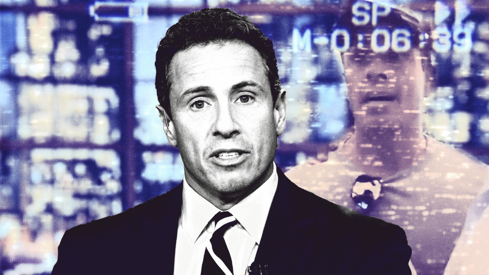 CNN and Chris Cuomo Have an Appropriation Problem. Fredo.