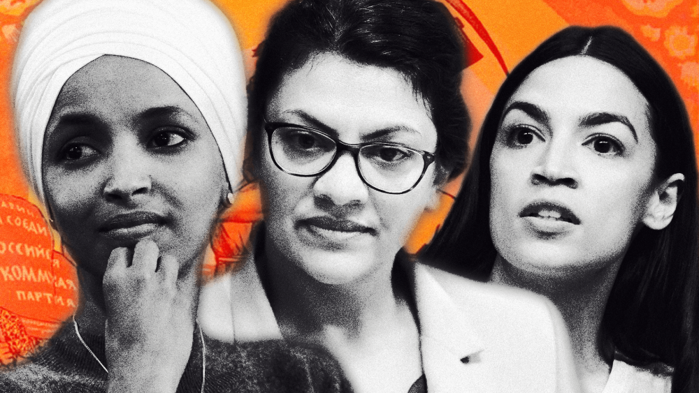 The Squad Dominates the Democratic Party, AOC, Ilhan Omar, Rashida Tlaib