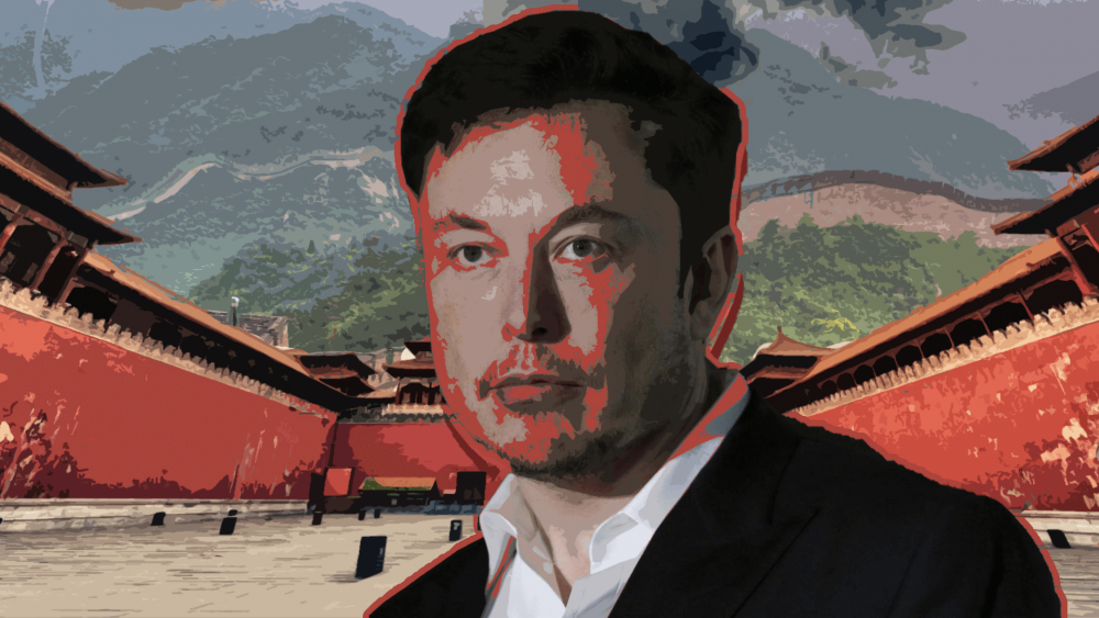 Elon Musk's Overture To China Is An Affront To America