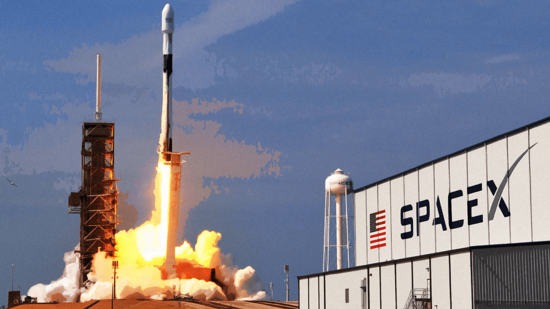 Elon Musk's SpaceX