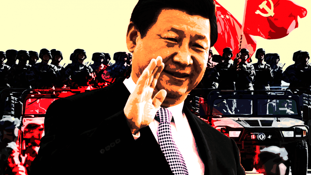 American Nationalism or Chinese Imperialism. | Chinese President Xi