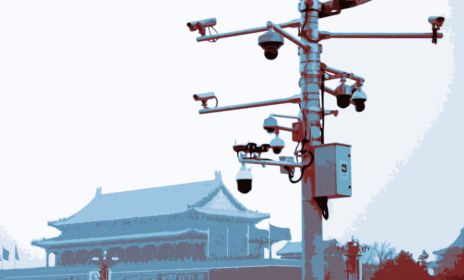 Chinese Occupation and Surveillance