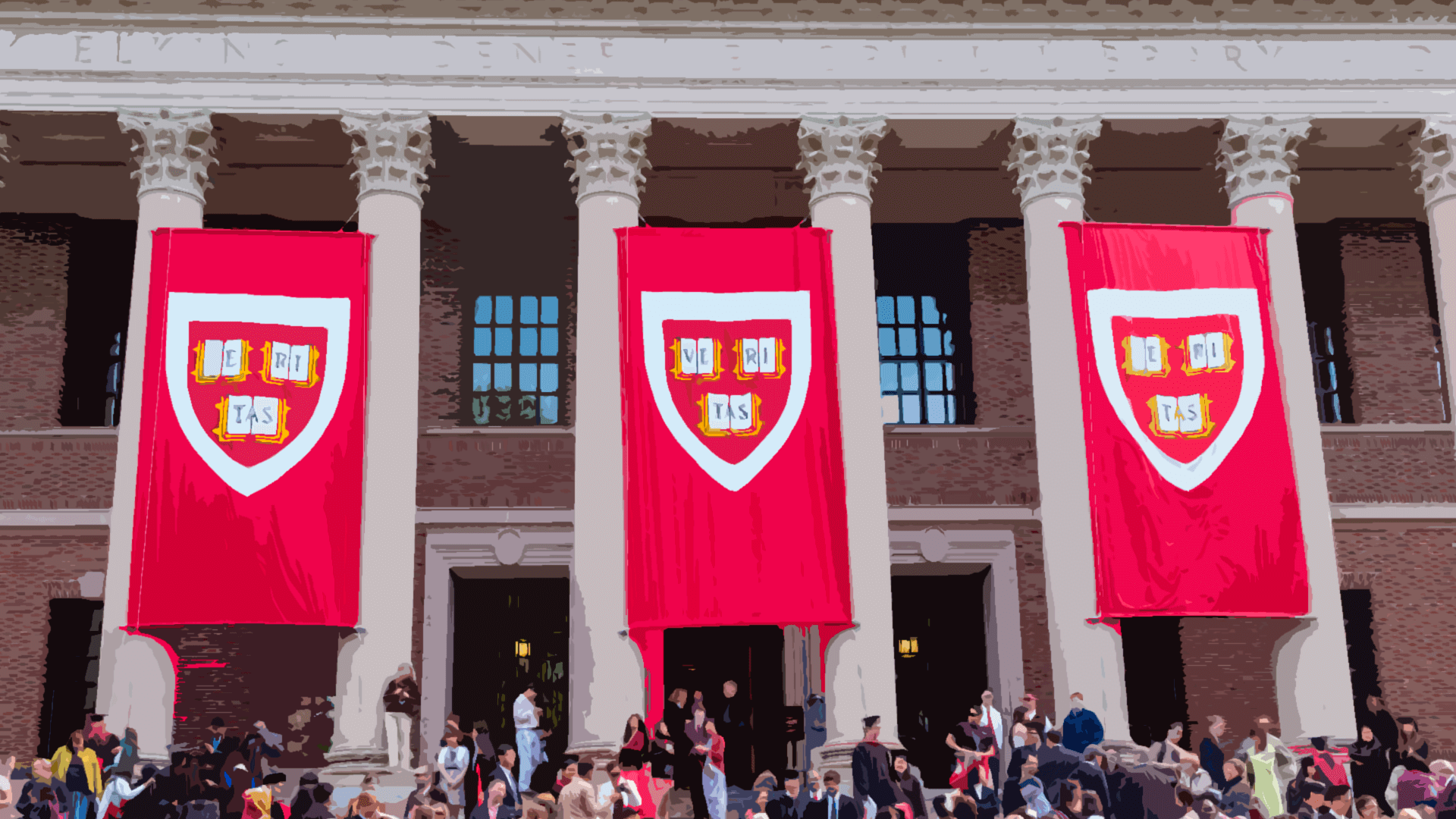 Harvard University. Seize the endowments.
