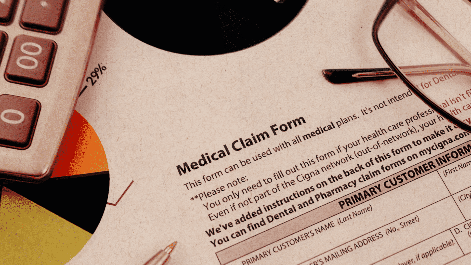 Medical claim form. / THE PATH FORWARD: DEREGULATION AND PROTECTING PROPERTY RIGHTS