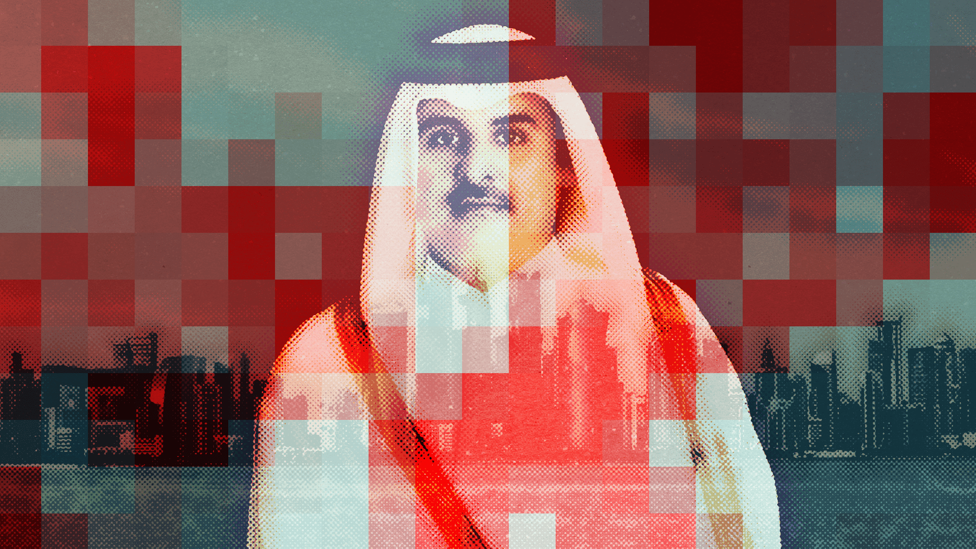 Qatar is Destabilizing the Middle East.