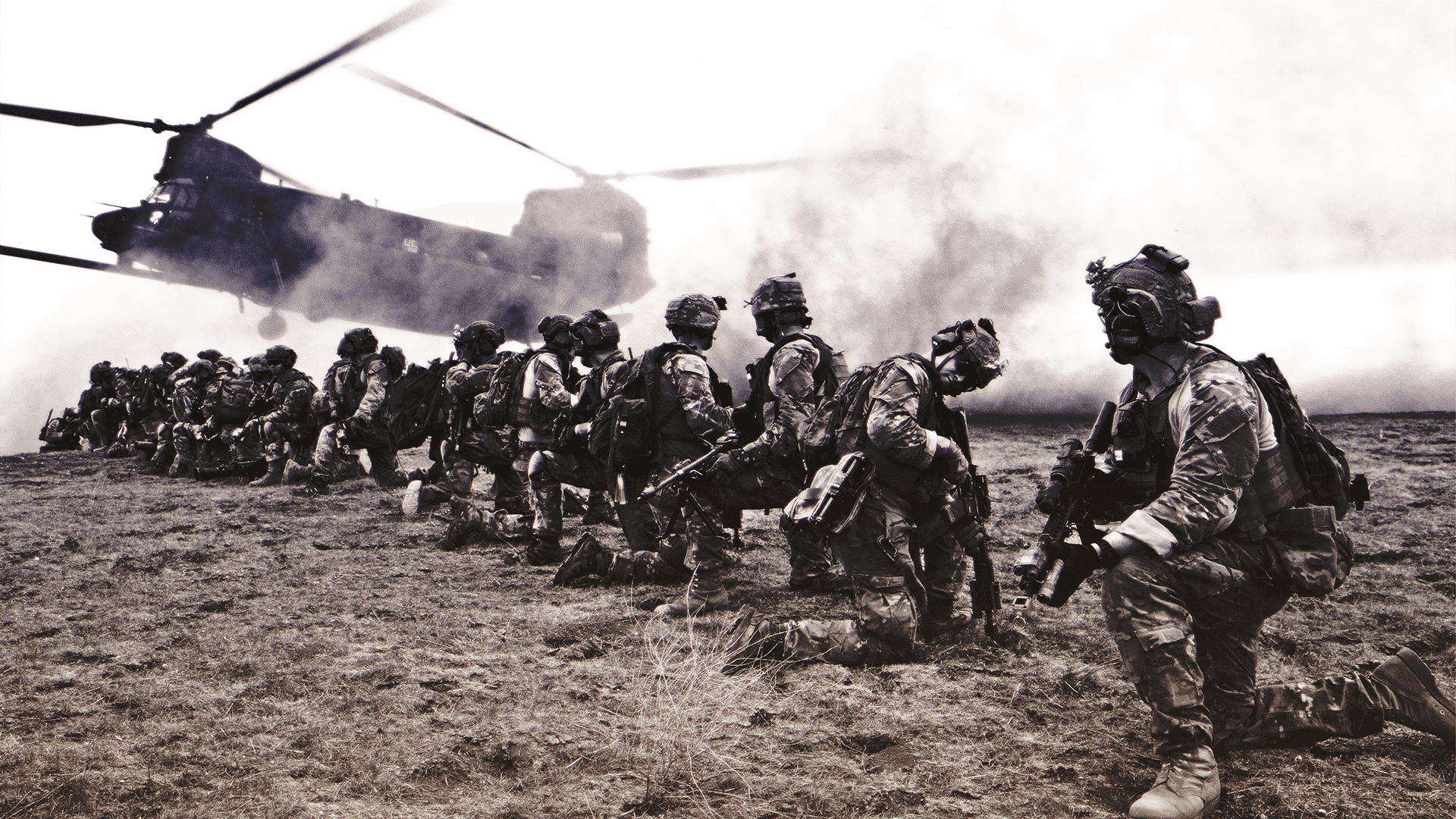 U.S. Army Rangers, assigned to 2nd Battalion, 75th Ranger Regiment. Photo by Spc. Steven Hitchcock.