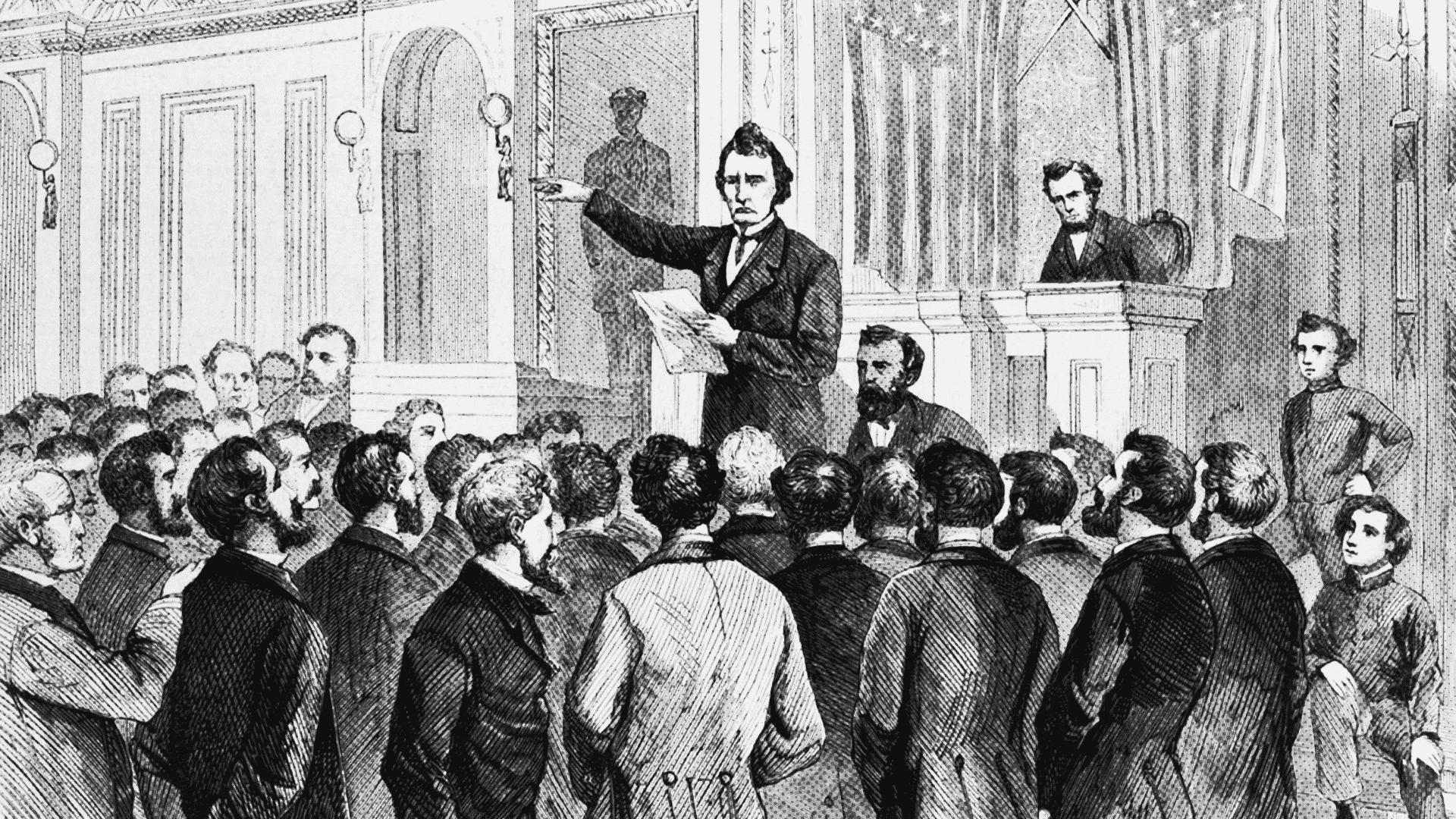 The Impeachment of Andrew Johnson