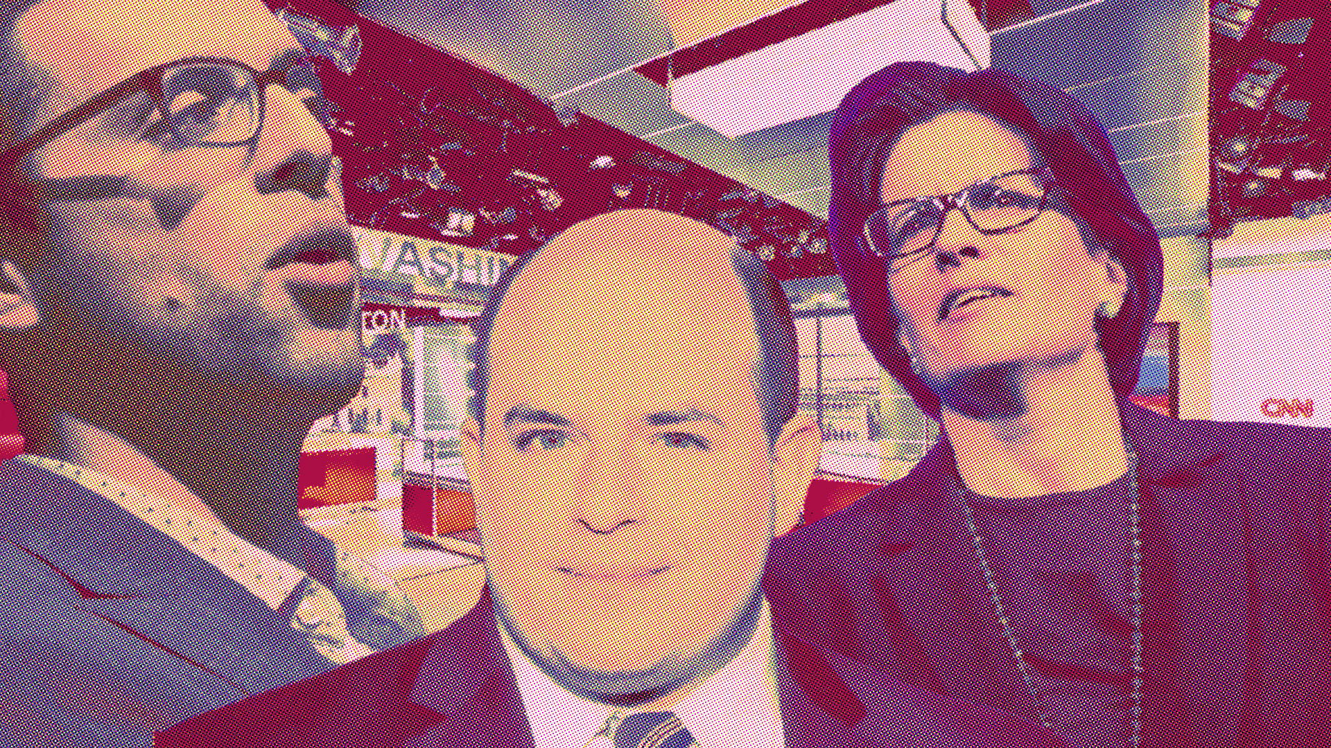 THE INTELLECTUALLY BANKRUPT PREMISE OF INTELLECTUAL BANKRUPTCY / Ezra Klein, Kara Swisher, Brian Stelter
