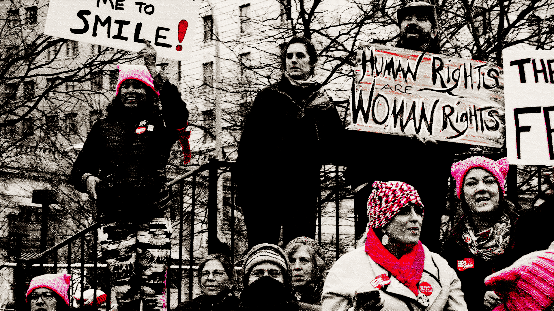 What Men Stand To Gain From the Equal Rights Amendment / ERA / Women's March.