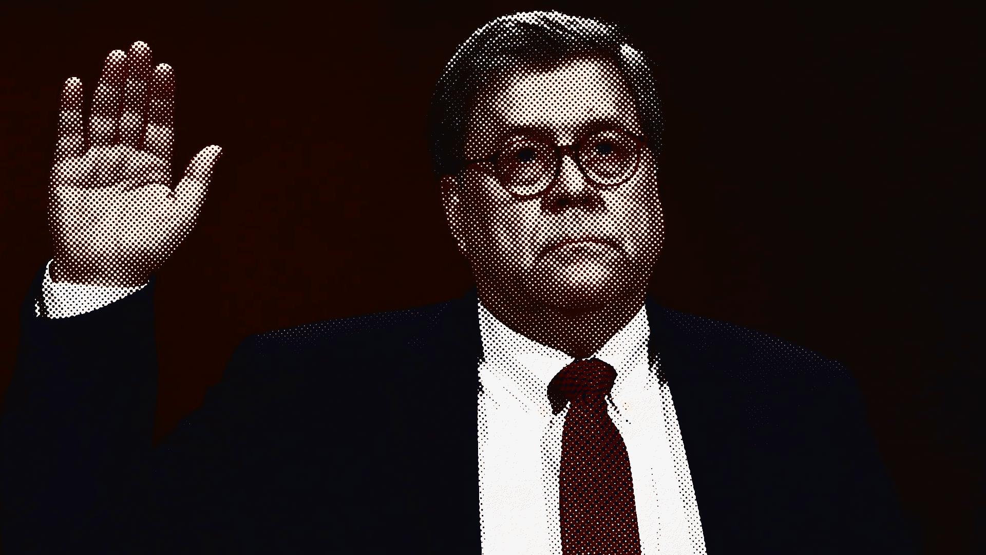 Attorney General William Barr.