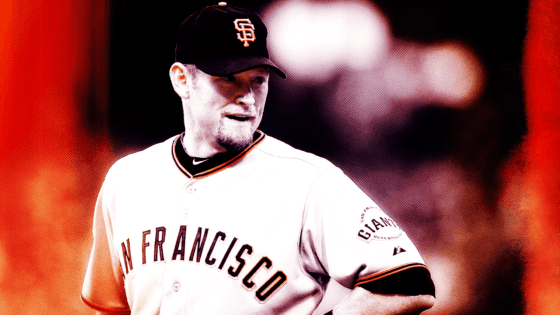 Aubrey Huff, San Francisco Giants.
