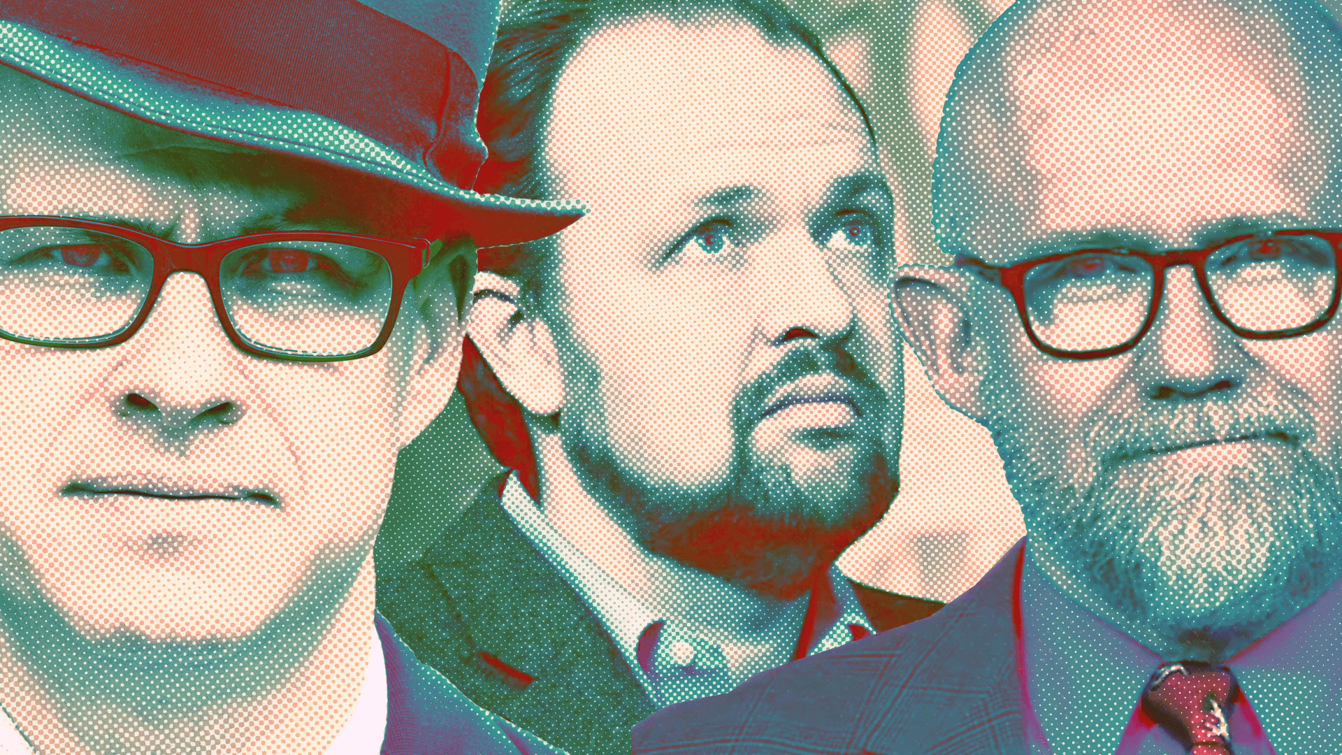 Max Boot, Ross Douthat, and Rick Wilson