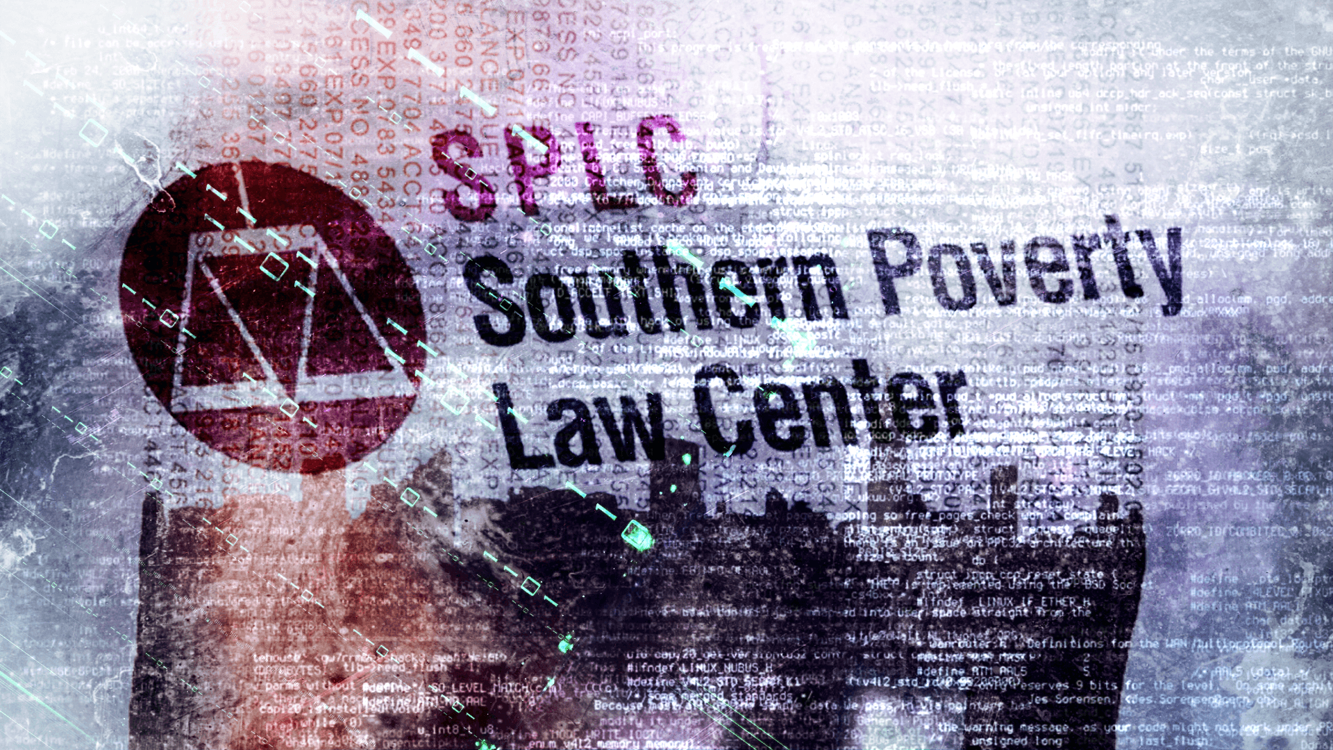 Southern Poverty Law Center. / SPLC