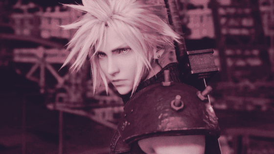 Final Fantasy 7 Remake.