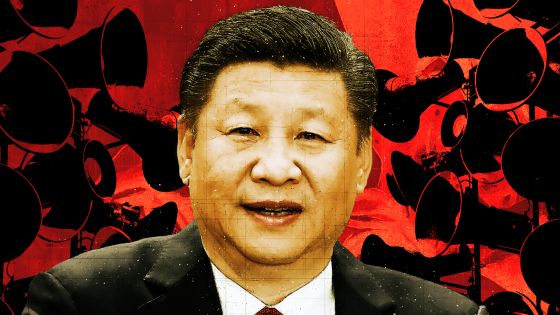 How Propaganda Gets Transmitted from China to Leftist Influencers. / Xi Jinping