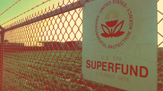 EPA's Superfund Program Should Be a Casualty of the Pandemic.