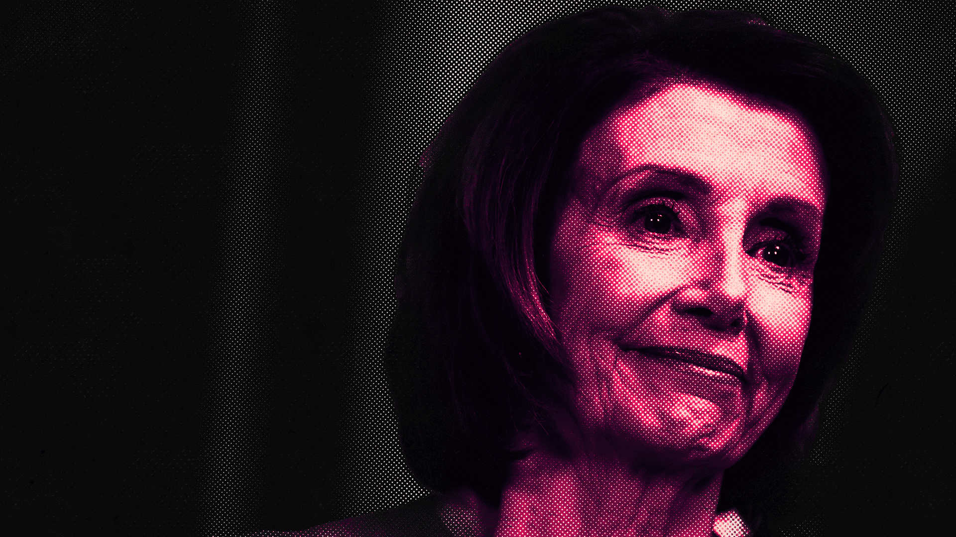 Nancy Pelosi.