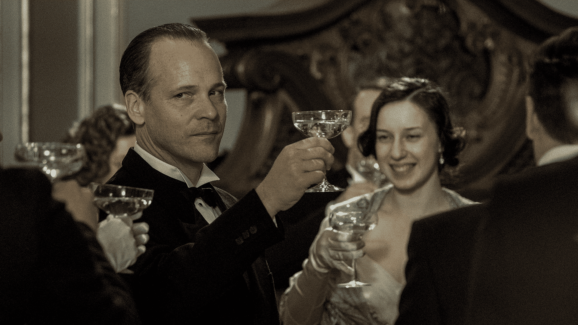 Peter Sarsgaard as Walter Duranty.