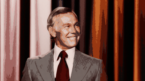 Johnny Carson.