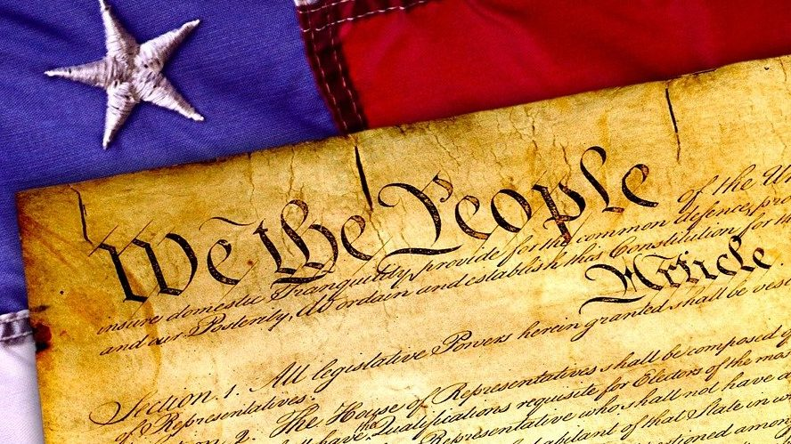 Barrett Confuses Democrats By Suggesting We Follow Constitution As Written