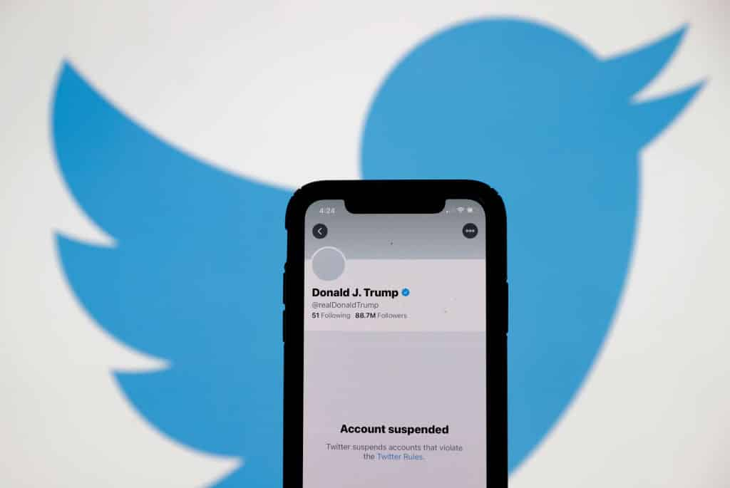 Twitter loses $5 billion in market value after banning President Trump | Human Events