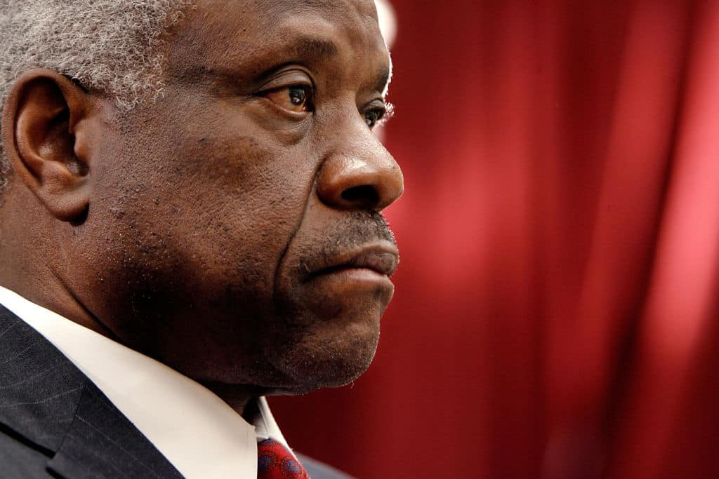 Amazon Prime Yanks Clarence Thomas Documentary During Black History Month thumbnail