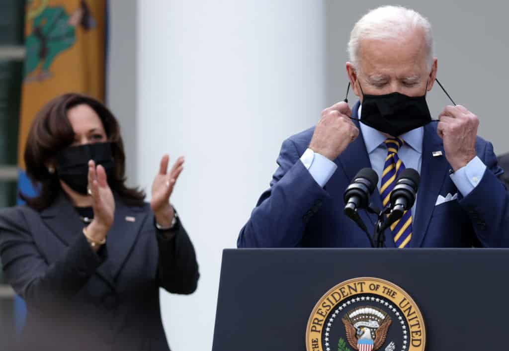 WH Directs Federal Agencies to Officially Use Term 'Biden-Harris Administration'