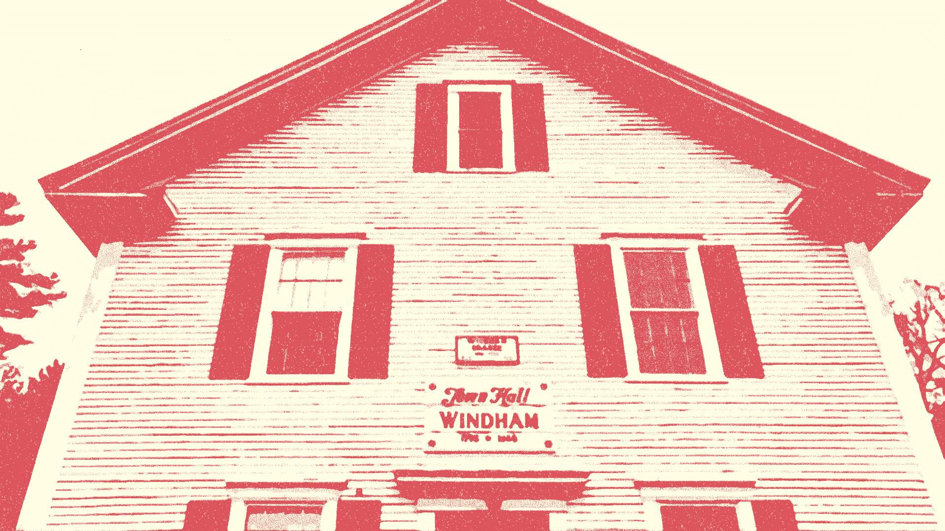Windham Town Hall.