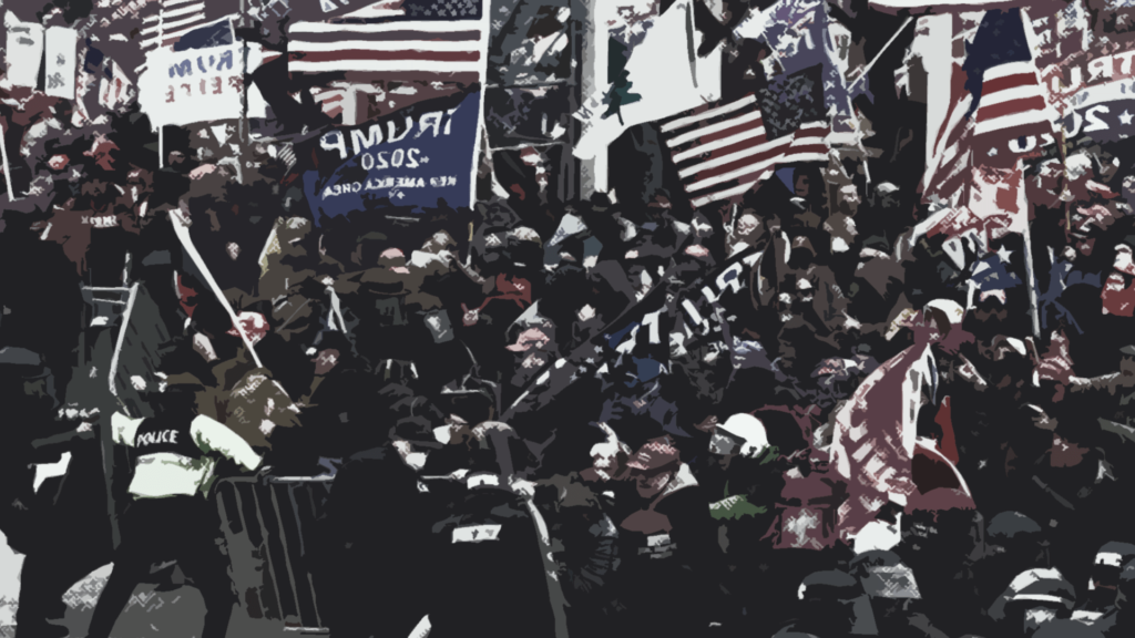 January 6th Capitol riot.